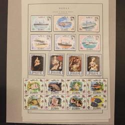 2420: Dubai - Sammlungen