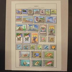 6185: Tansania - Sammlungen
