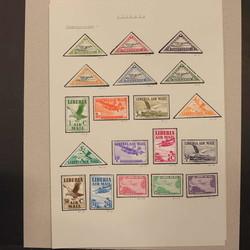 4165: Liberia - Sammlungen