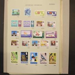 5730: Seychellen - Sammlungen
