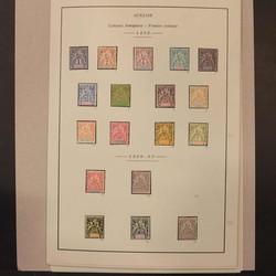 2730: Französisch Ozeanien - Sammlungen