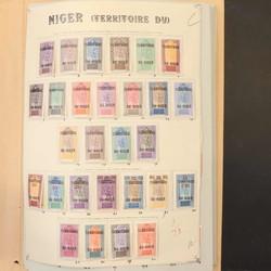 4660: Niger - Sammlungen