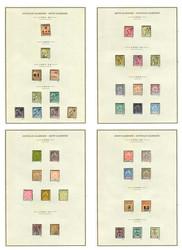4555: Neukaledonien - Sammlungen