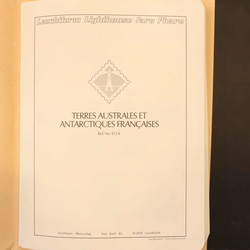 2680: Französische Gebiete in der Antarktis - Sammlungen
