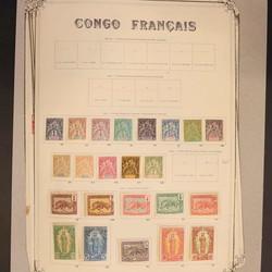 2720: Französisch Kongo - Sammlungen