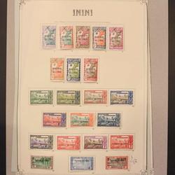 3285: Inini - Sammlungen