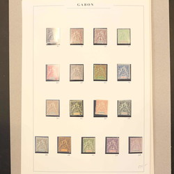 2765: Gabun - Sammlungen