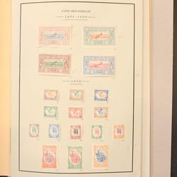 2740: Französisch Somaliküste - Sammlungen
