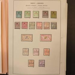 4380: Marokko - Sammlungen