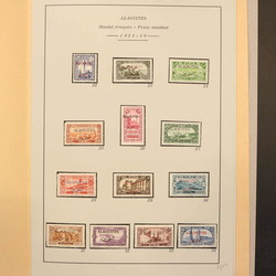 1615: Alawiten - Sammlungen