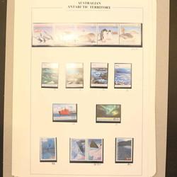 1765: Australien Gebiete in der Antarktis - Sammlungen