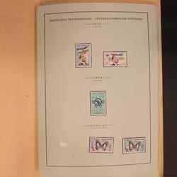 6740: Zentralafrikanische Republik - Sammlungen
