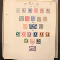 2335: Cuba - Sammlungen