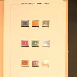 4655: Niederländisch Neuguinea West Neuguinea - Sammlungen