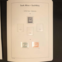 6085: South Africa - Collections