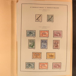 6050: St. Thomas und Prinzeninseln - Sammlungen