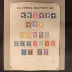 4465: Mosambik Gesellschaft - Sammlungen