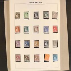 5300: Portugiesisch Indien - Sammlungen