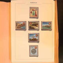 4905: Paraguay - Sammlungen