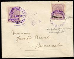 5415: Rumänien Postamt in Konstantinopel