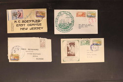2730: Französisch Ozeanien - Briefe Posten