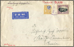4355: Malta - Flugpostmarken