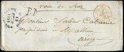 5350: Reunion - Briefe Posten