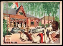 1590: Äthiopien - Postkarten