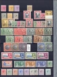1775: Bahamas - Sammlungen