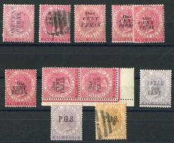 4300: Malaiische Staaten Perak - Sammlungen