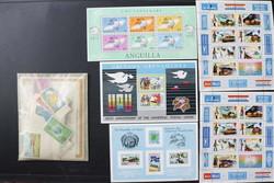 7145: Sammlungen und Posten Britisch Commonwealth Amerika