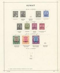 4100: Kuwait - Sammlungen