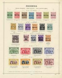 1990: Britische Südafrika Gesellschaft - Sammlungen