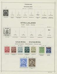 6510: Uganda - Sammlungen