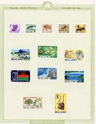 4230: Malawi - Sammlungen