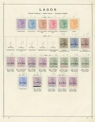 4115: Lagos - Sammlungen