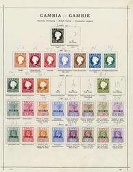 2770: Gambia - Sammlungen