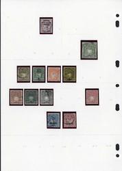 1970: Britisch Ostafrika - Sammlungen