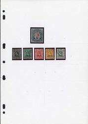 1975: Britisch Ostafrika und Uganda - Sammlungen