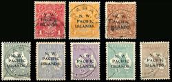 170: Deutsche Kolonien Neuguinea Britische Besetzung  - Sammlungen