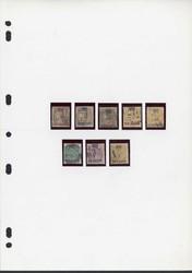 4240: Malaiische Staaten Straits Settlements - Sammlungen