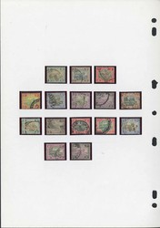 4250: Malayan Federation - Collections
