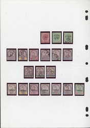 4265: Malaya Johor - Collections