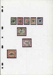 7495: Sammlungen und Posten Malaiisische Staaten
