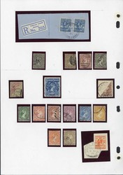 2480: Falkland - Sammlungen