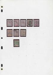 4135: Leeward Inseln - Sammlungen