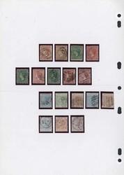 1710: Antigua und Antigua Barbuda - Sammlungen