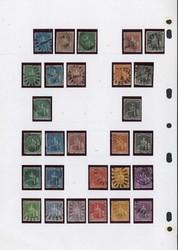 1790: Barbados - Sammlungen