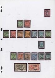 2890: Grossbritannien Britische Post in Marokko - Sammlungen