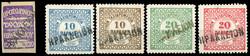 4070: Kreta Britische Verwaltung Provinz Herakleion - Sammlungen